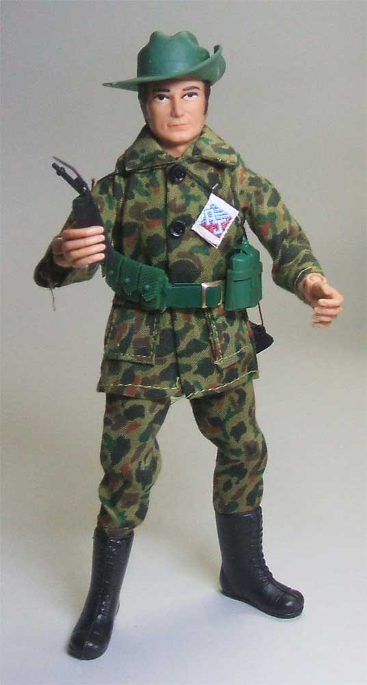 action jackson Aussie Marine outfit