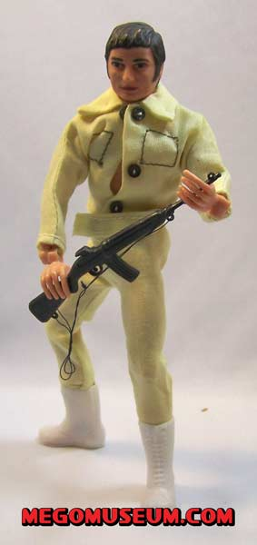 desert outfit for Mego Action Jackson