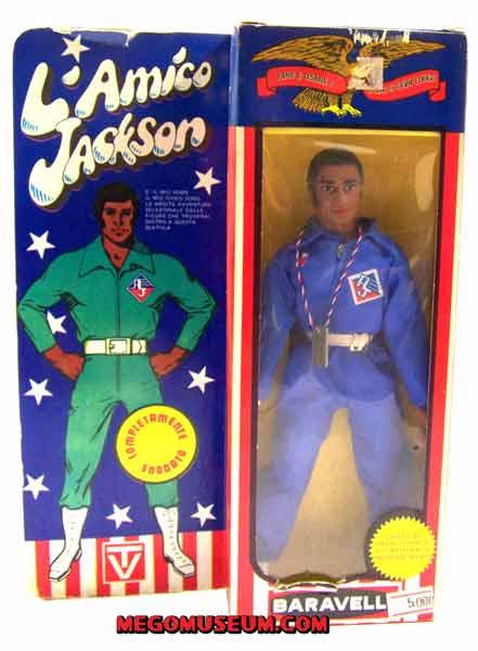 Italian boxed Action Jackson