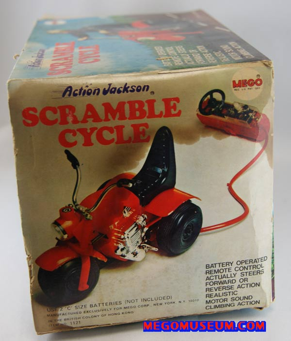 Action Jackson Scramble Cycle Photo Box
