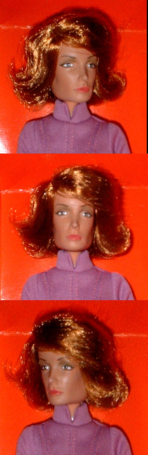 Yvette Mimieux Mego Black Hole Dr. Kate