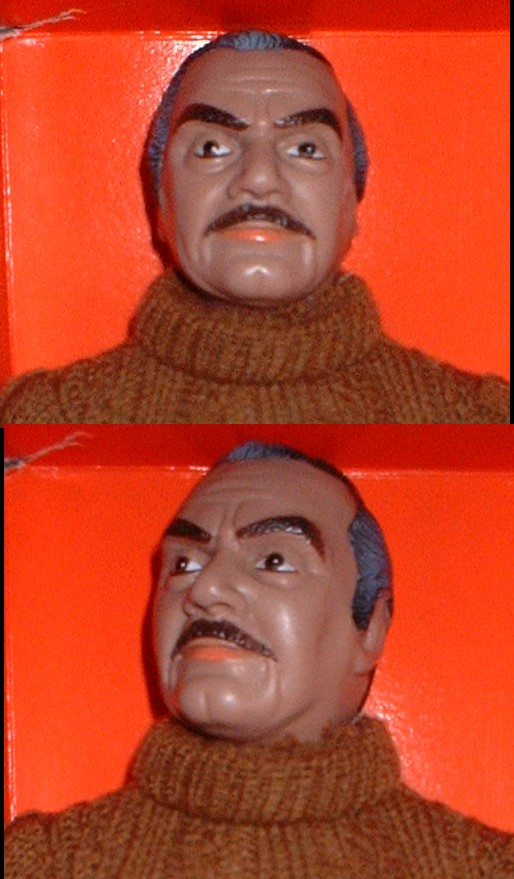 Harry Booth Ernest Borgnine Black Hole Mego