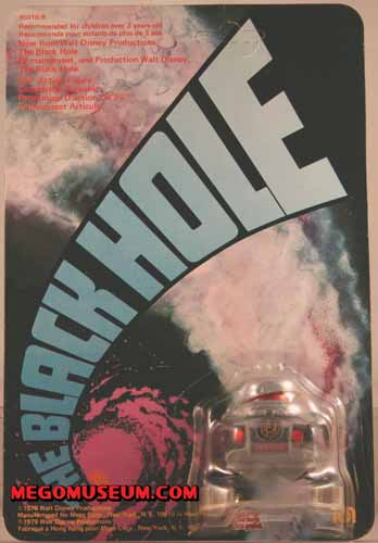 Mego Old BOB from the Black Hole