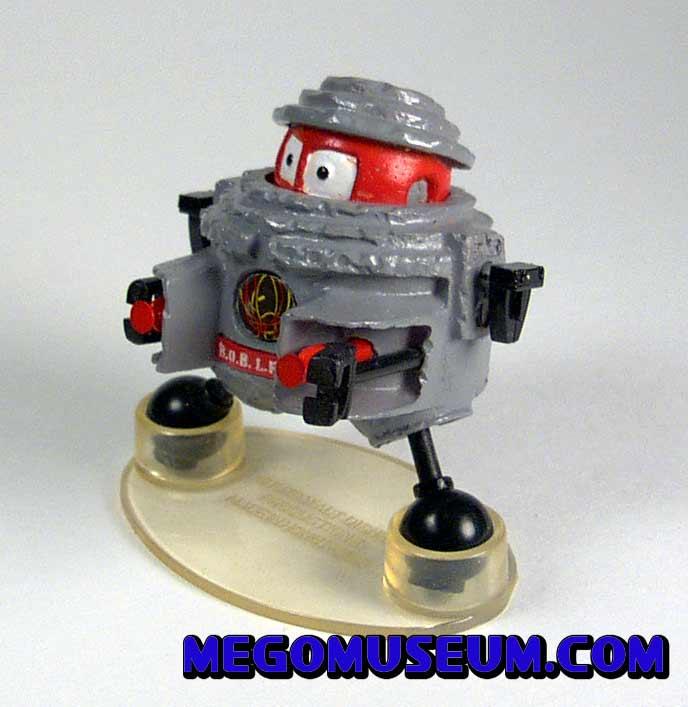 Mego prototype bob from black hole