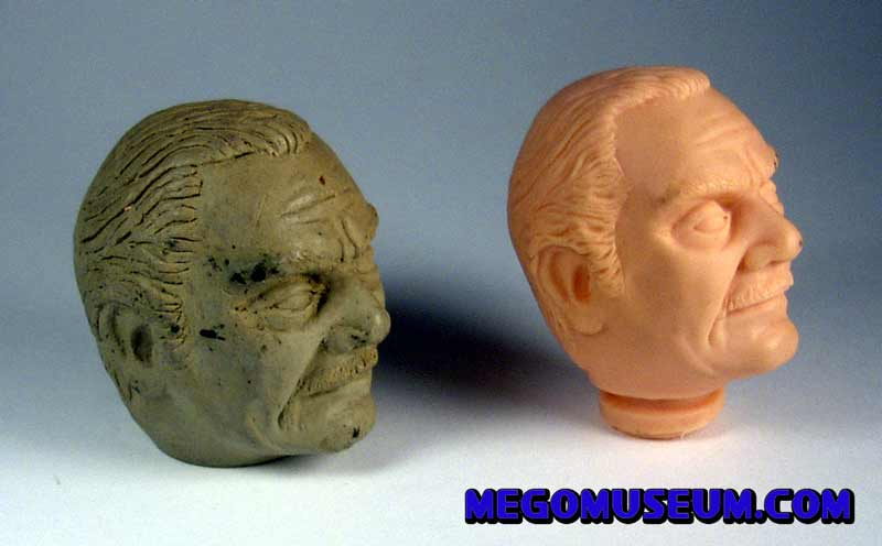 mego Harry Booth Prototype from the black hole