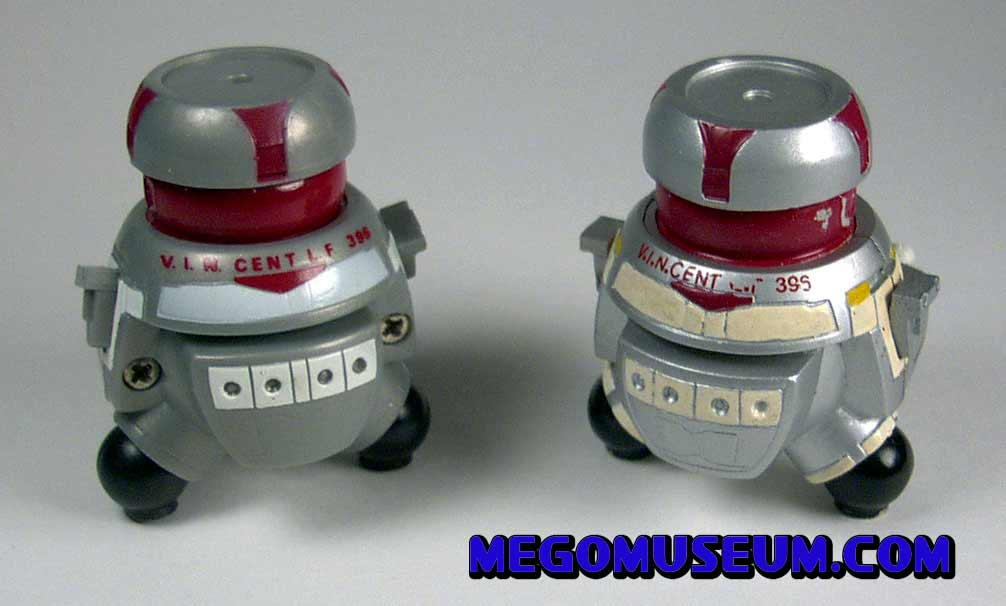 Mego prototype vincent from black hole