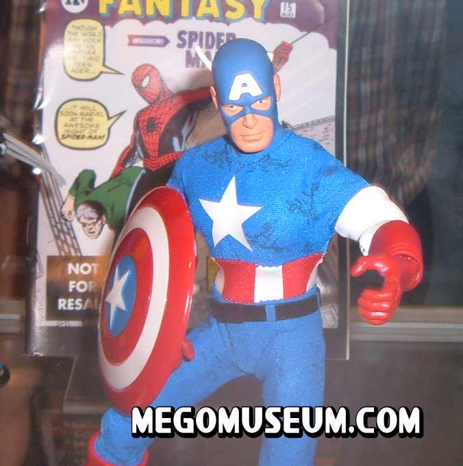 Hasbro Nine Inch Captain America