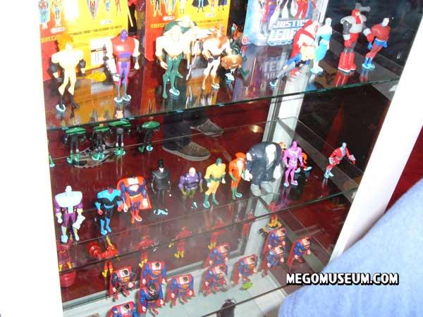 Mattel JLU lineup