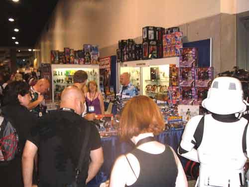 San Diego Comic Show