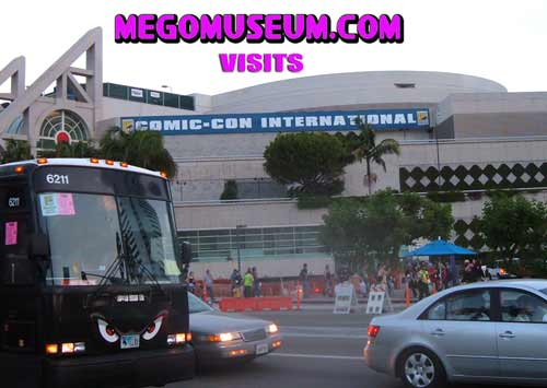 Mego Museum Visits San Diego Comic Con Part two