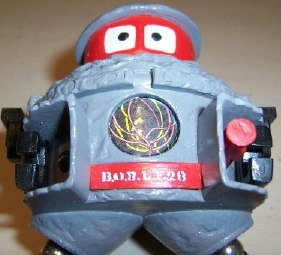 black hole old bob robot - photo #14