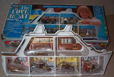 Mego Love Boat Figures I Bonavita Archives