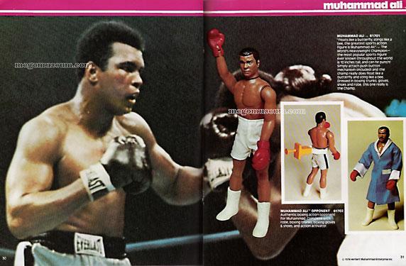 Mego 1976 Catalog