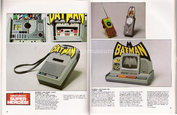 Mego Batman version of the Tricorder