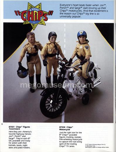 Chips 1982 Catalog