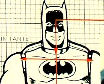 mego magnetic batman