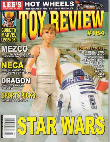 Lees toy review 164 features the new Mego museum article