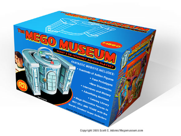 The Mego Museum User Gallery