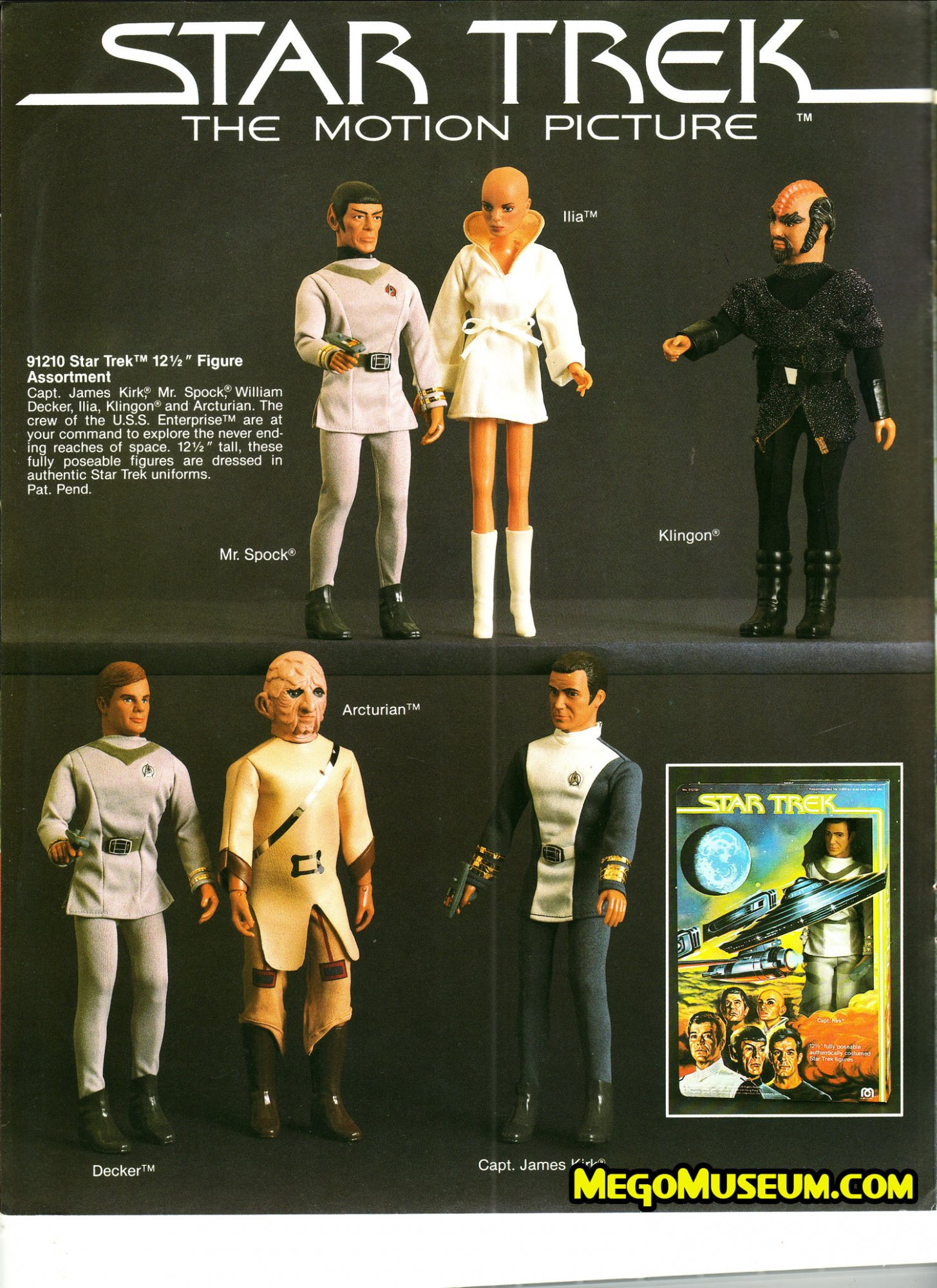 1980 Mego Spring Catalog Mego Museum Galleries