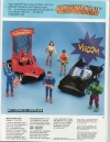 Mego Corp 1982 Catalog Pocket Superheroes