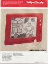 1982 Mego Catalog Magna Doodle
