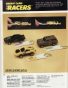 Credit Card Racers 1982 Mego Catalog
