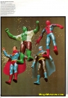 Bendy Superheroes from the 1980 Pedigree Catalog (no Idea who made these)