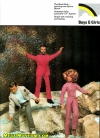 Mego Black Hole Action Figure Page from Pedigree Toys