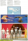 Mego Star Trek The Motion Picture Action Figure Page from Pedigree Toys
