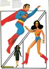 Mego 12 Inch Superheroes Page from Pedigree Toys UK