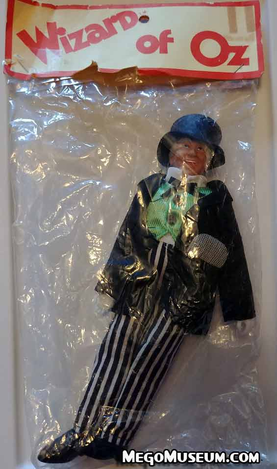 Bagged Mego Wizard of Oz