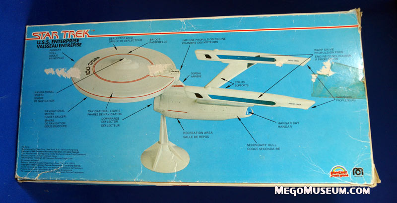Mego Enterprise Box