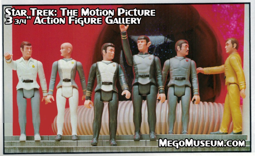 Mego Museum Star Trek the Motion Picture