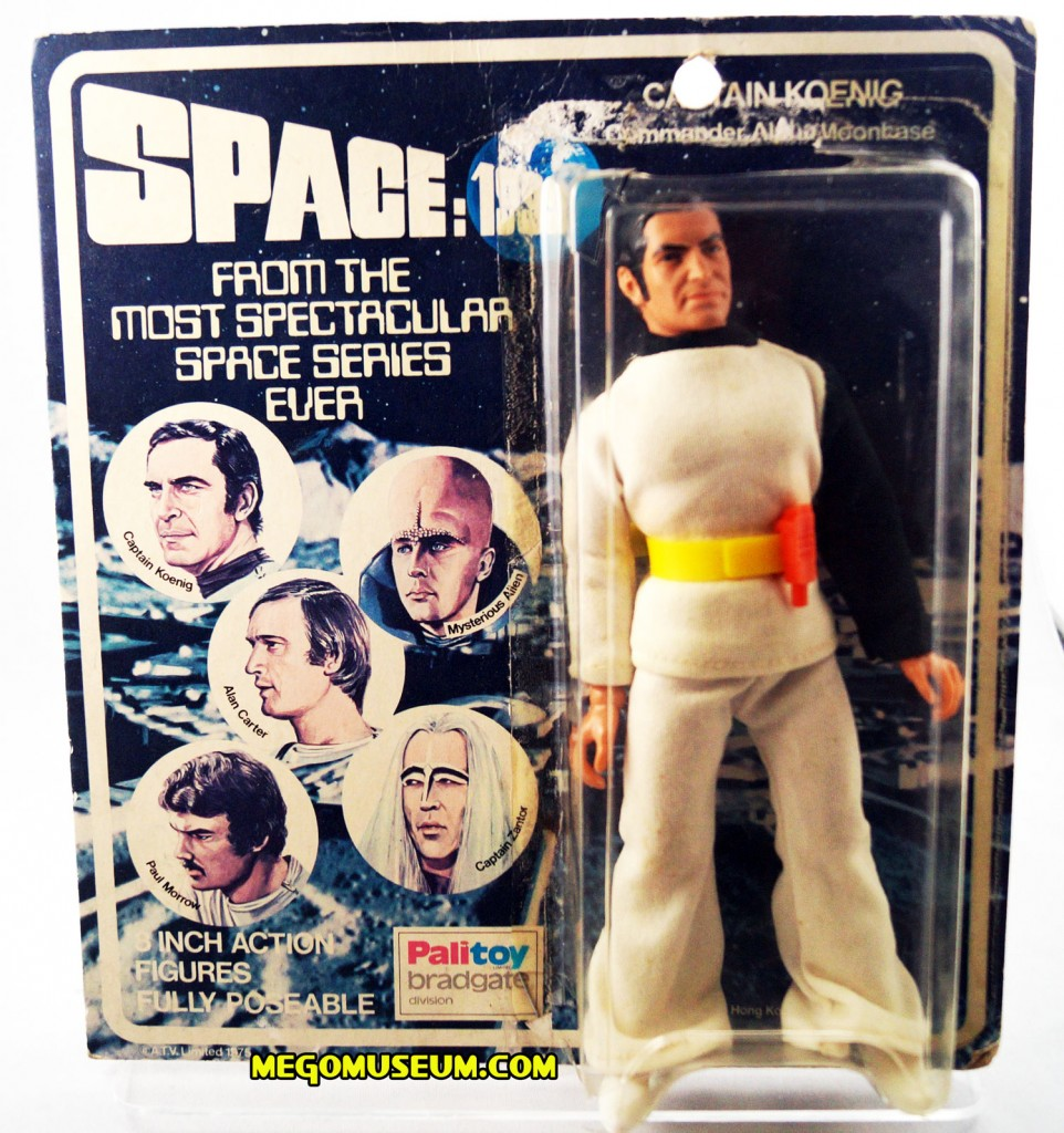 Mego Space 1999 Koenig