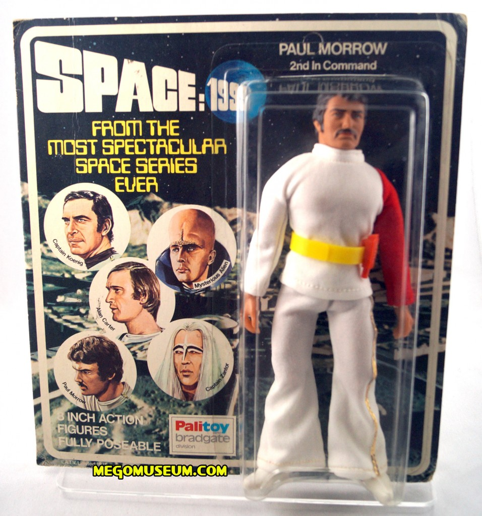 Mego Palitoy Paul Morrow Space:1999 MOC