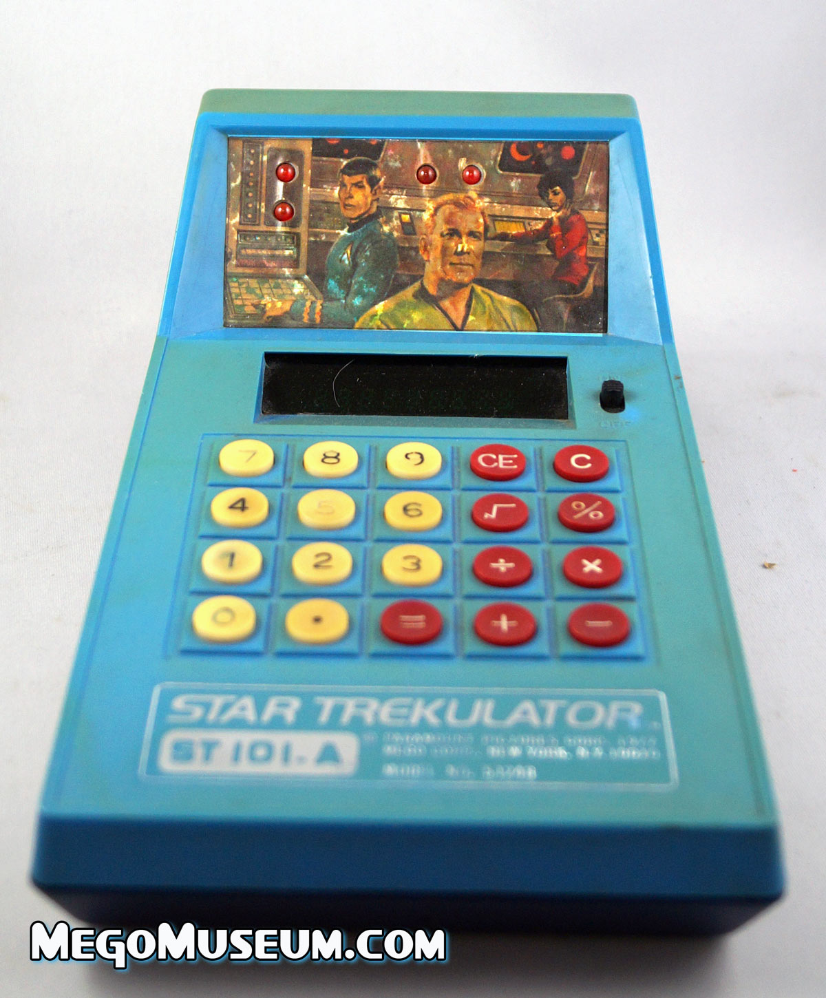 Mego Star Trek Trekulator