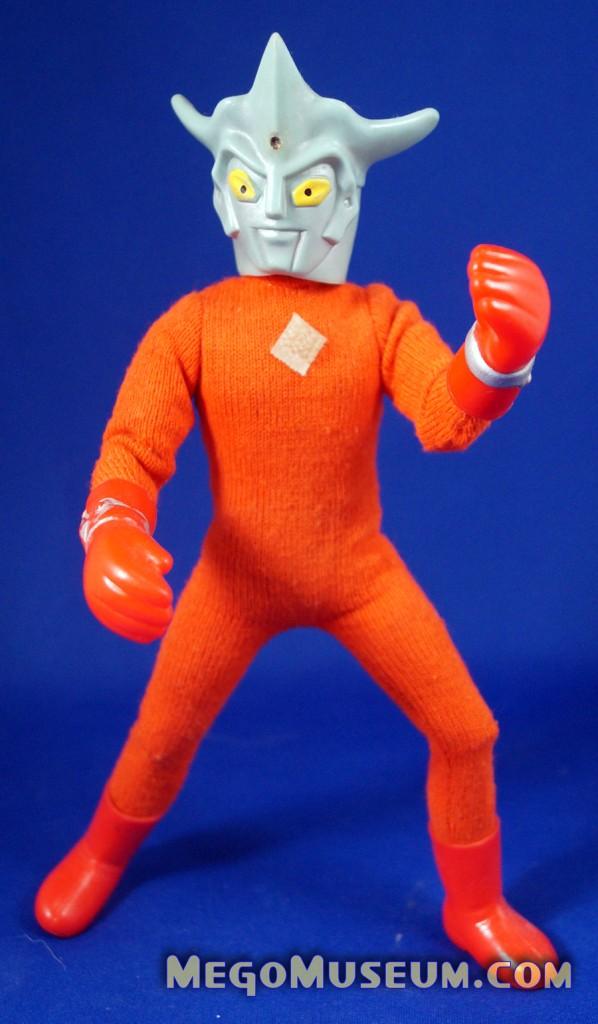 Mego Ultraman Leo figure