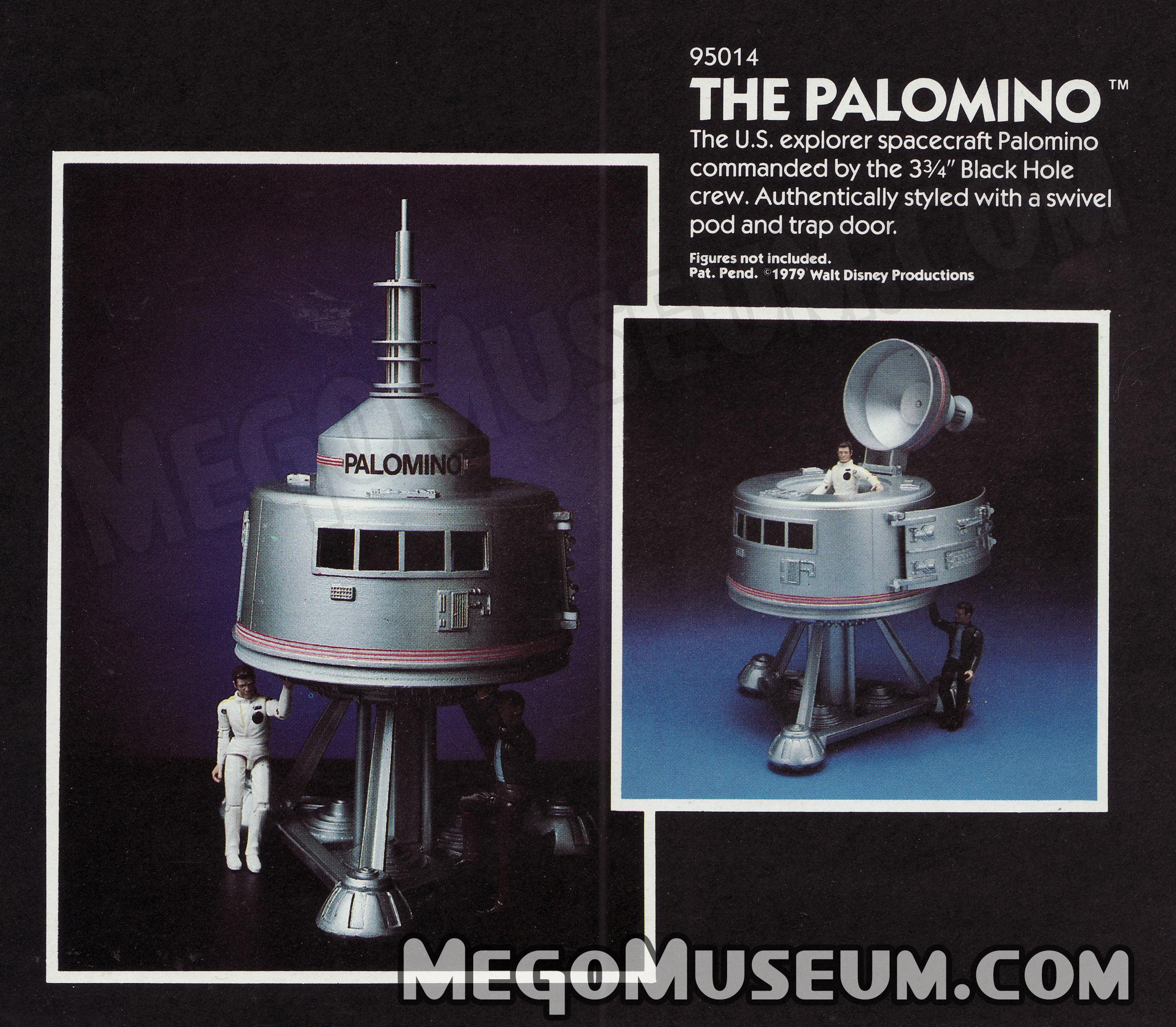 palomino the black hole gun - photo #12