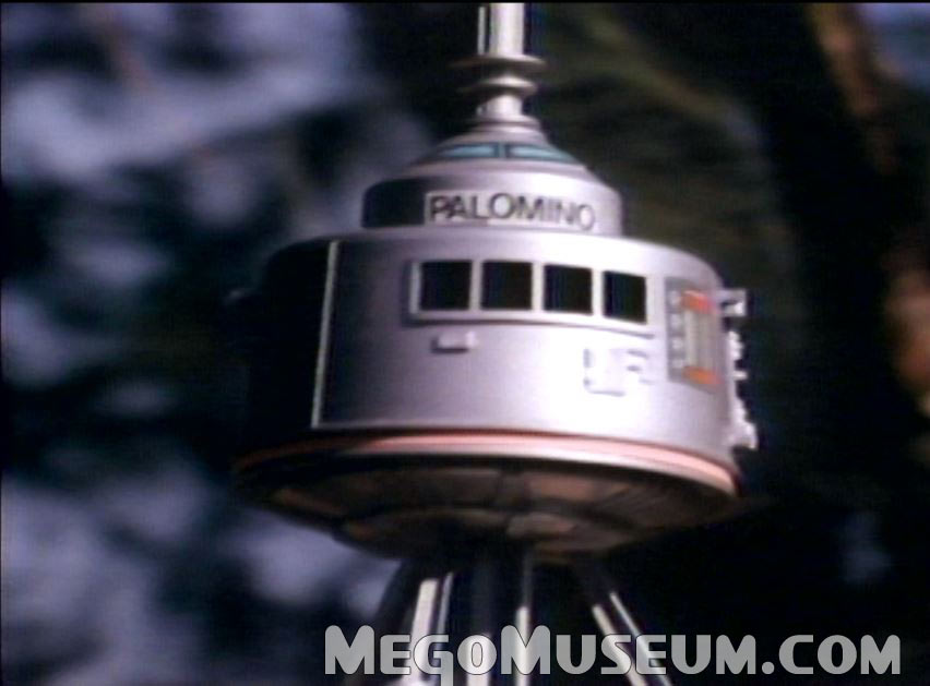 Mego Palomino Prototype from the Black Hole