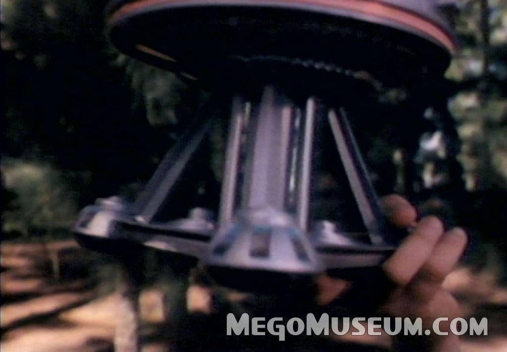 Mego Palomino Prototype from the Black Hole
