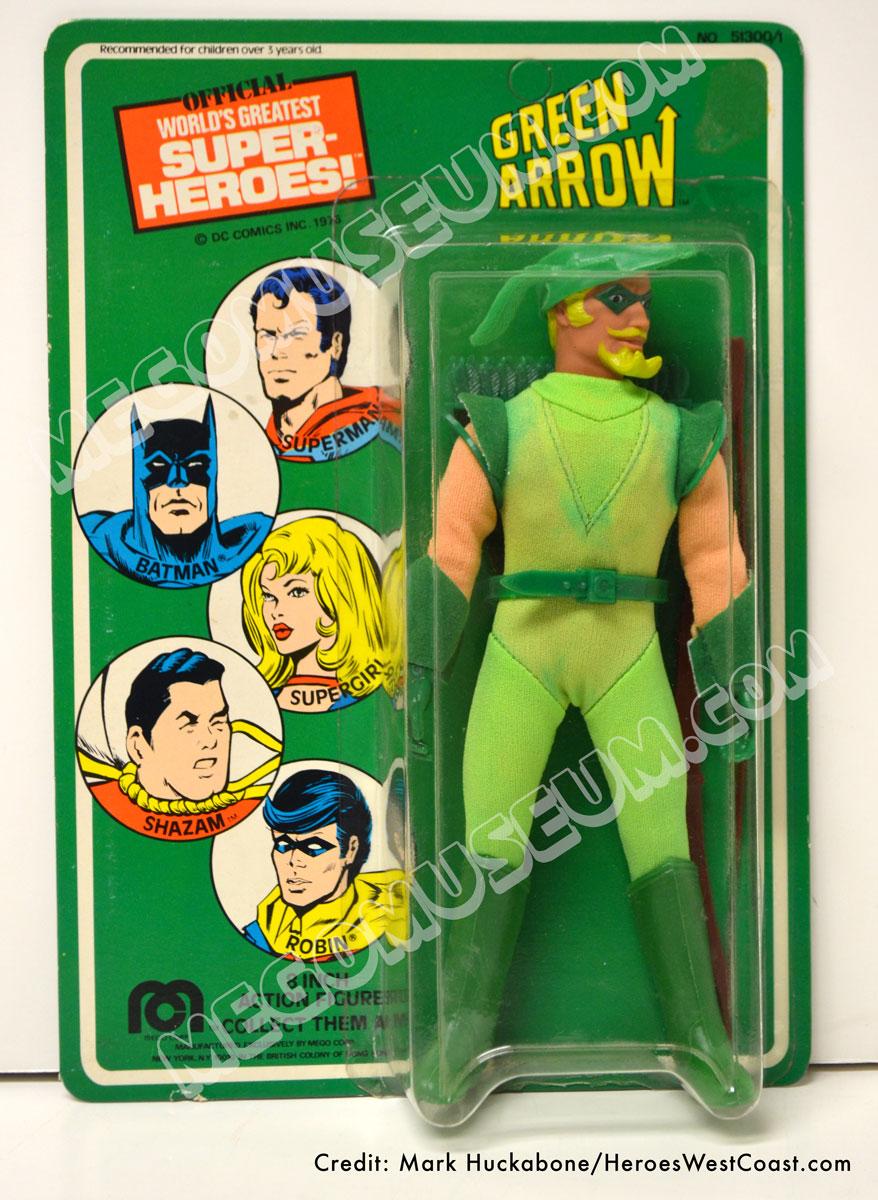 1976 Green Arrow MOC