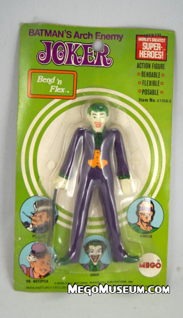 Mego Joker Bendy