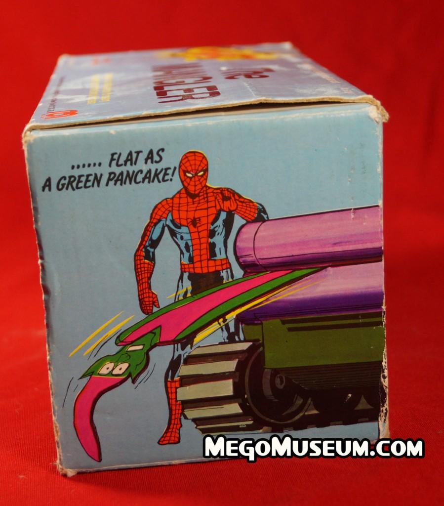 Mego Comic Action Heroes Mangler