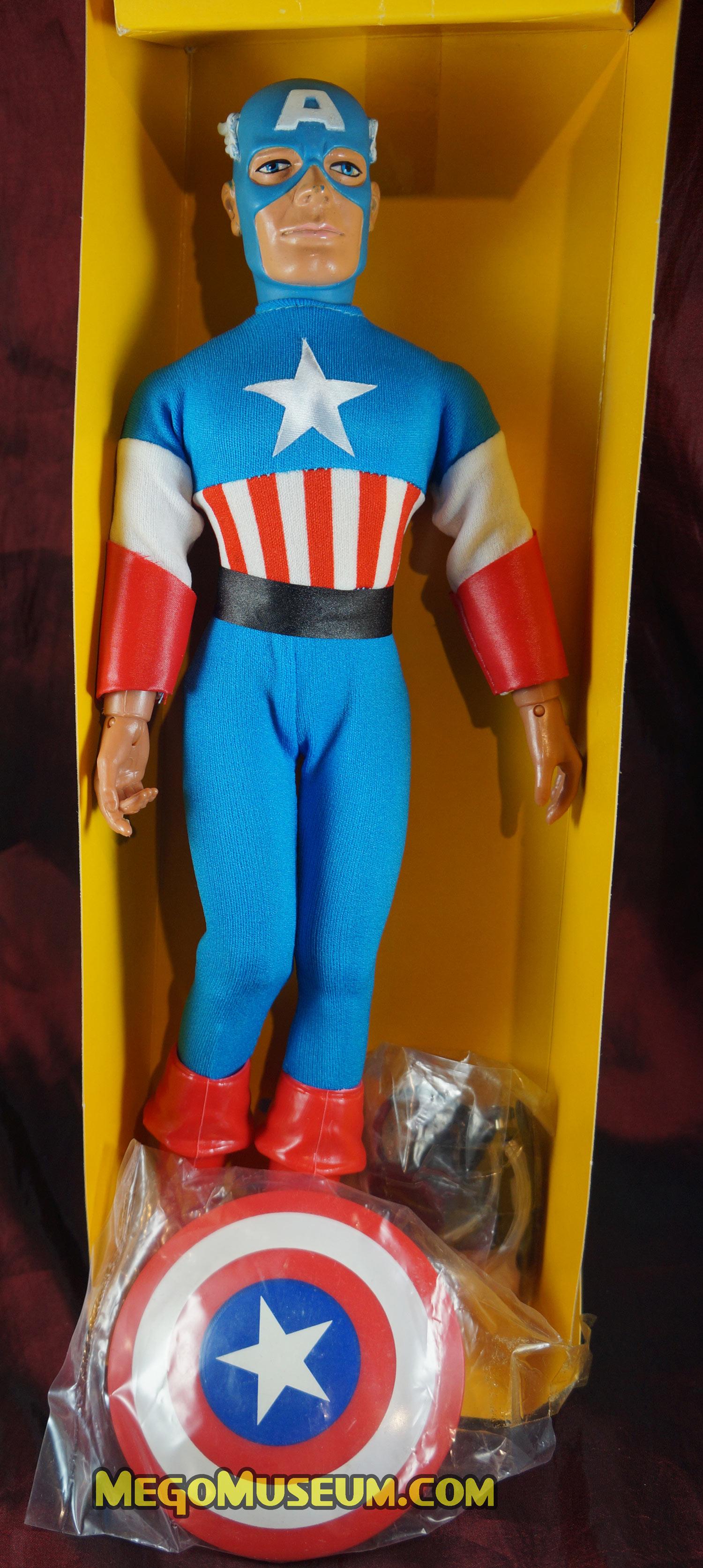 MegoMuseum 12 Inch Mego Captain America
