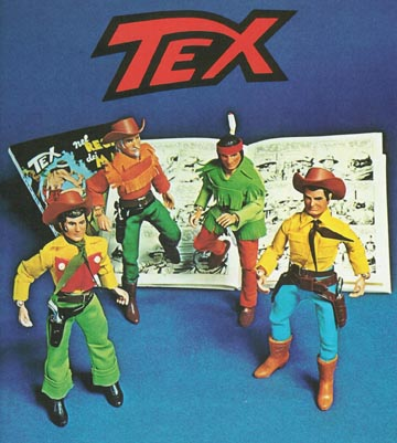 Tex Willer Introduction