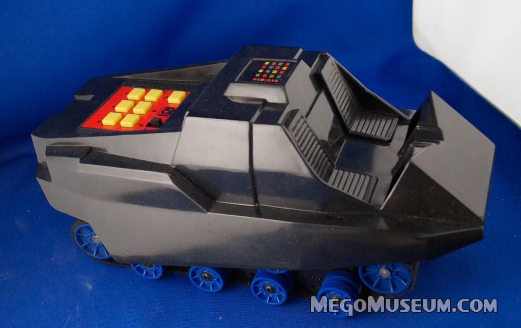 Mego Bat Machine from the Pocket Superheroes Line Mego Museum Batman