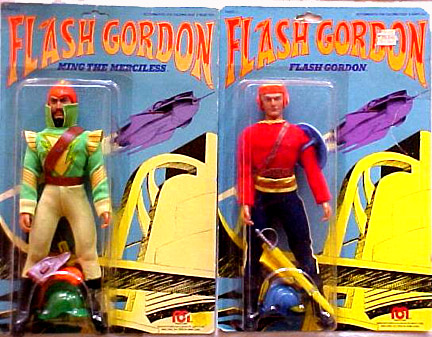 Flash Gordon Introduction