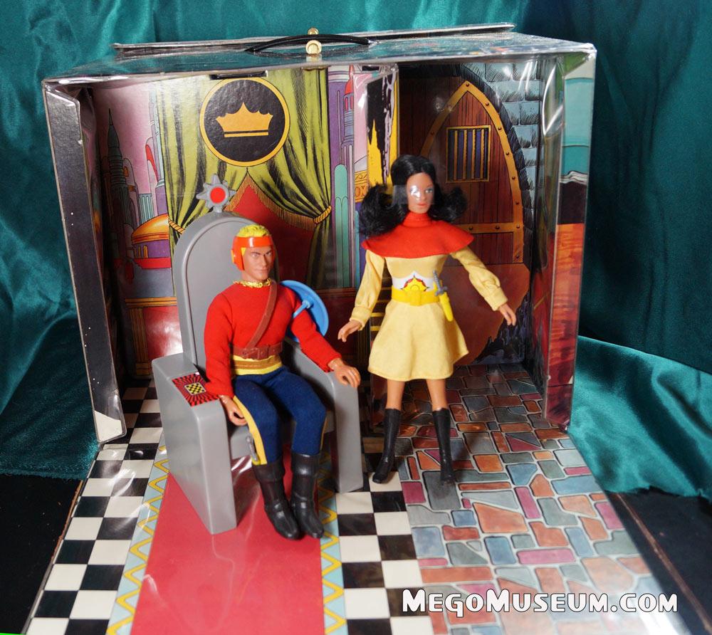 Mego Flash Gordon Play Set