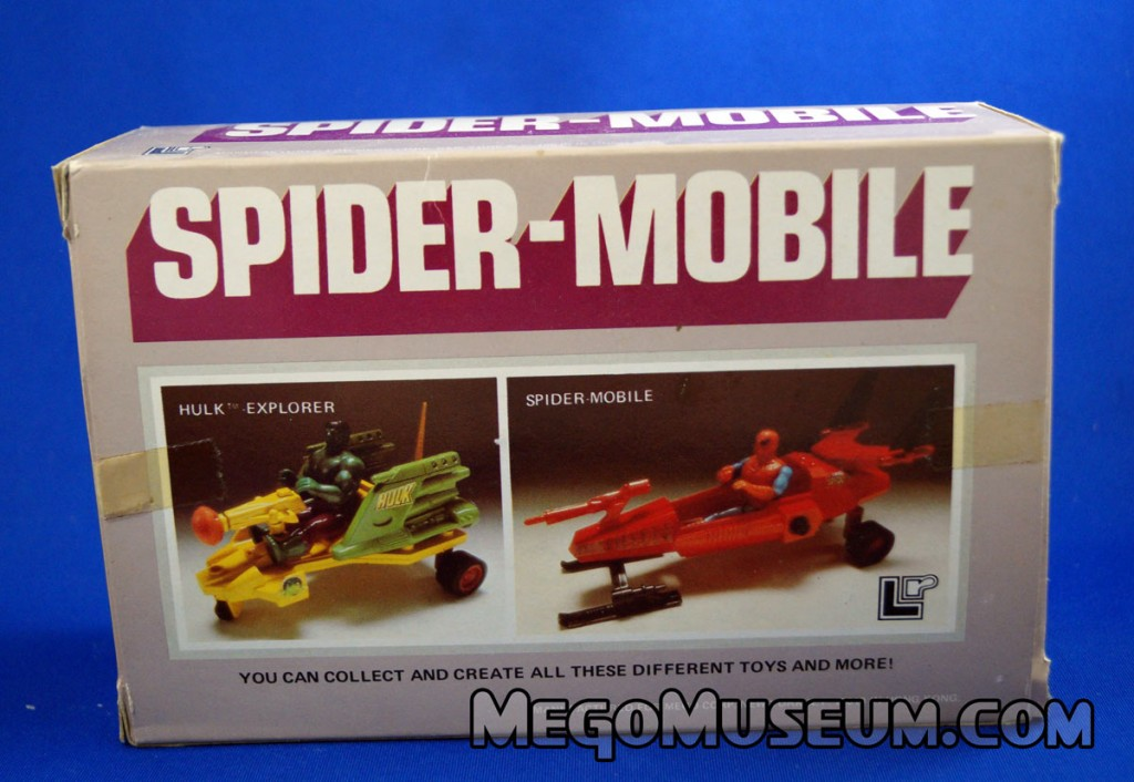 Mego Spider-Man Pocket Heroes