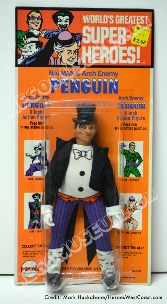 1974 Mego Kresge MOC Penguin